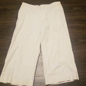 Lauren Ralph Lauren crop pants